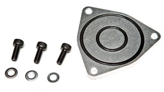 Block-Off Kit for Stock Diverter Valve Delete on Hyundai Genesis 2.0T (2010 to 2