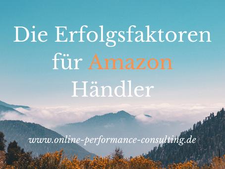 Erfolgsfaktoren für den Verkauf auf Amazon