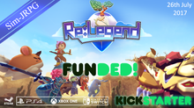 Re:Legend 100% Funded under 18 hours!