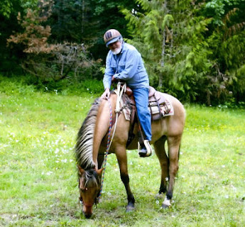 Bo and Diesel Local Ride