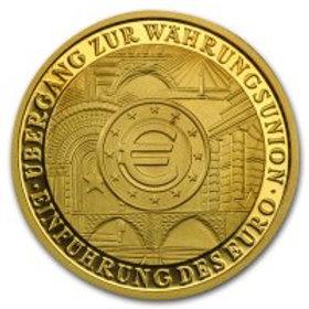 Goldeuro Deutschland 1/2 oz 100 €