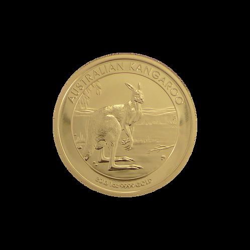 Känguru 1 oz Goldmünze (mit ZERTIFIKAT)
