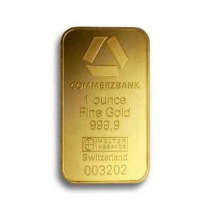 Goldbarren 1 oz