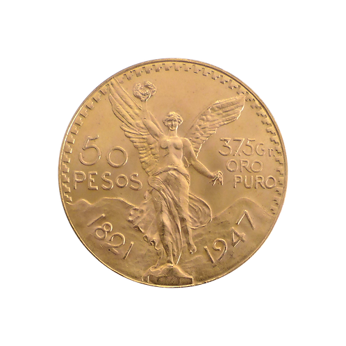 Centenario Mexico 50 Pesos (mit ZERTIFIKAT)