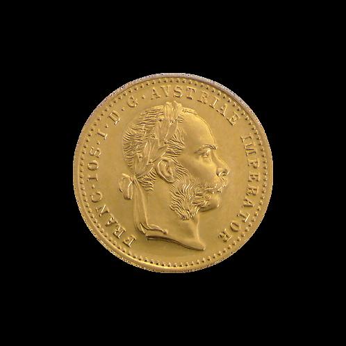 Dukaten Goldmünze 1 Dukat (mit ZERTIFIKAT)