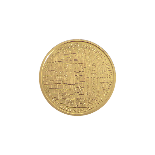 Goldeuro Deutschland 1/2 oz 100 € (mit ZERTIFIKAT)