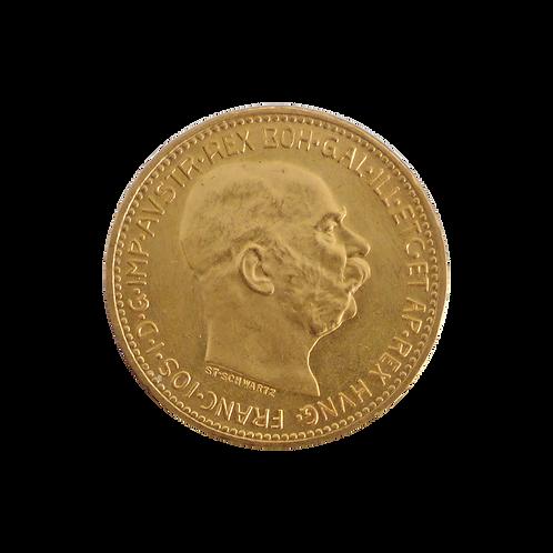 20 Gold Kronen Österreich (mit ZERTIFIKAT)