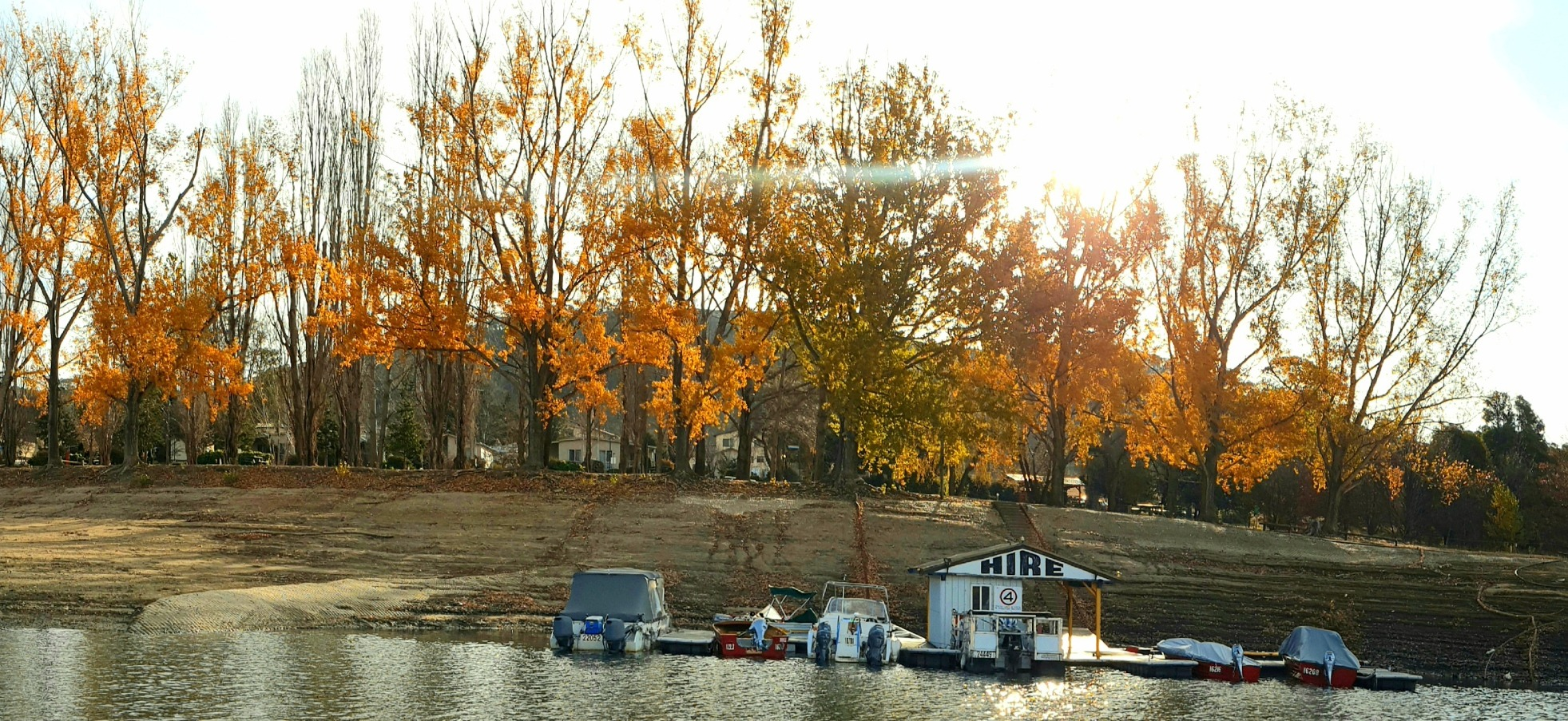 Lake Jindabyne Boat Hire
