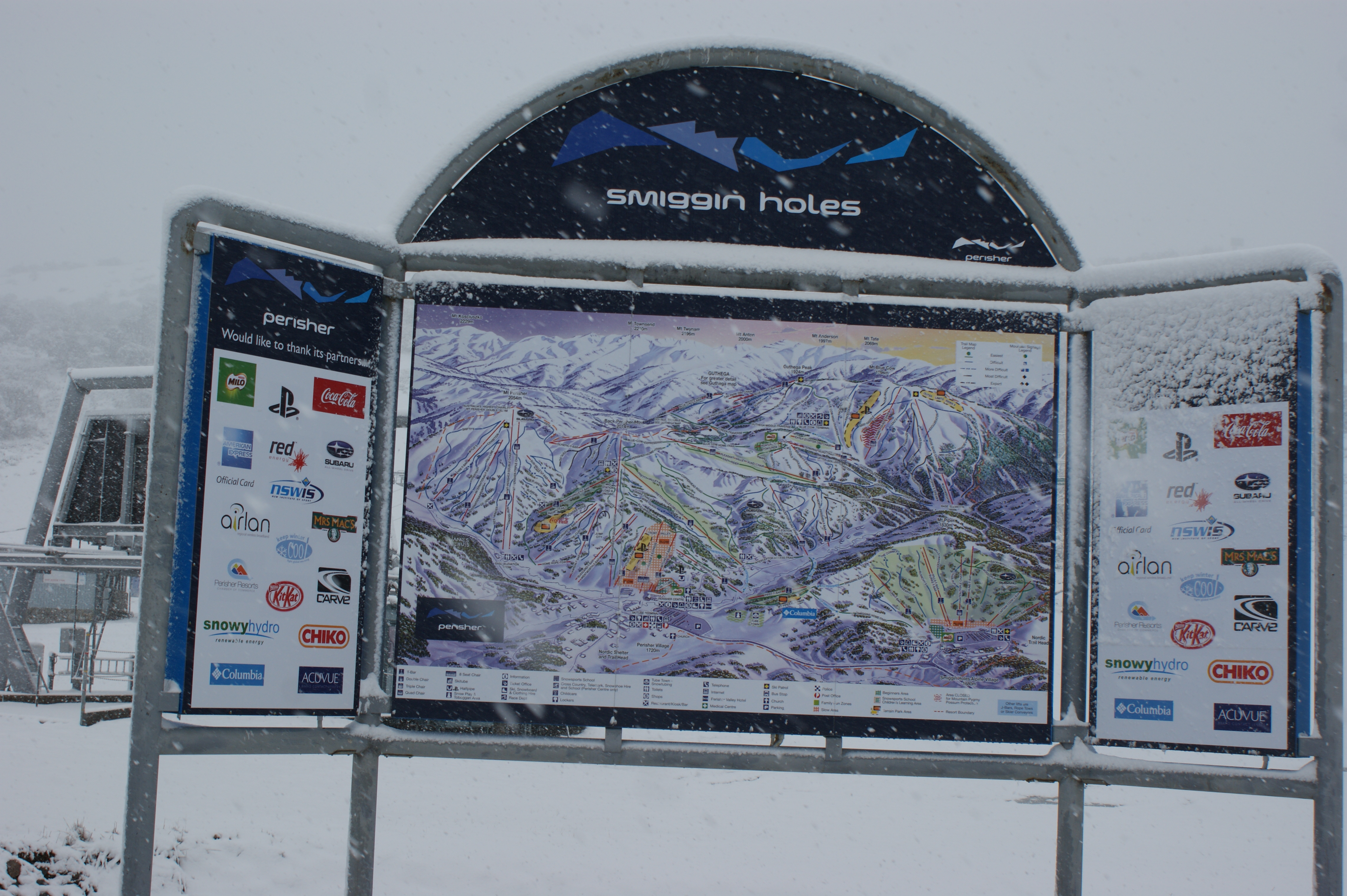 Smiggins Ski Trials