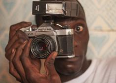 A Senegalese photographer