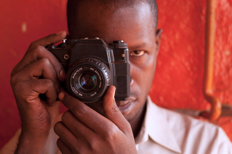 A Guinean photographer