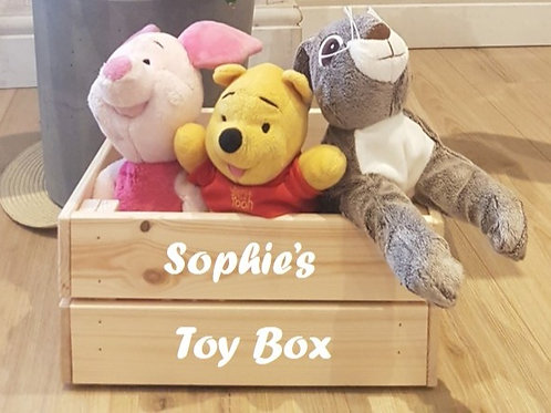 Personalized Toy Box - Small