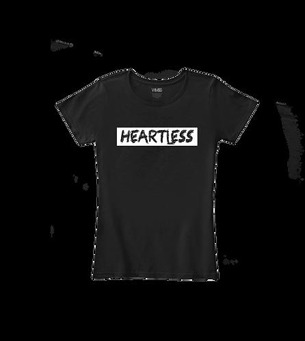 """""""HEARTLESS"""" LADIES TEE"""