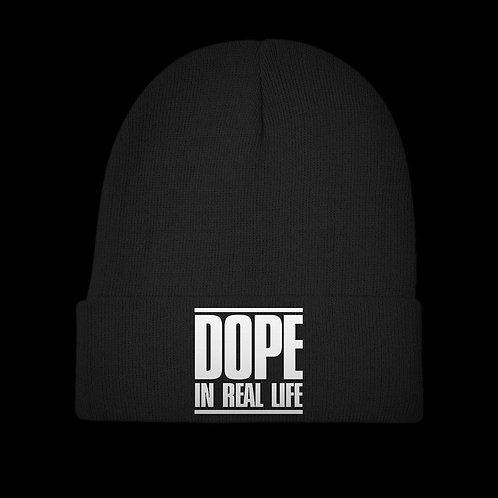 DOPE IN REAL LIFE BEANIE
