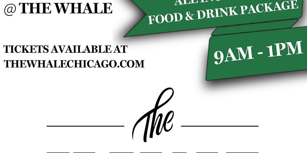 Celebrate St. Patrick's Day at The Whale
