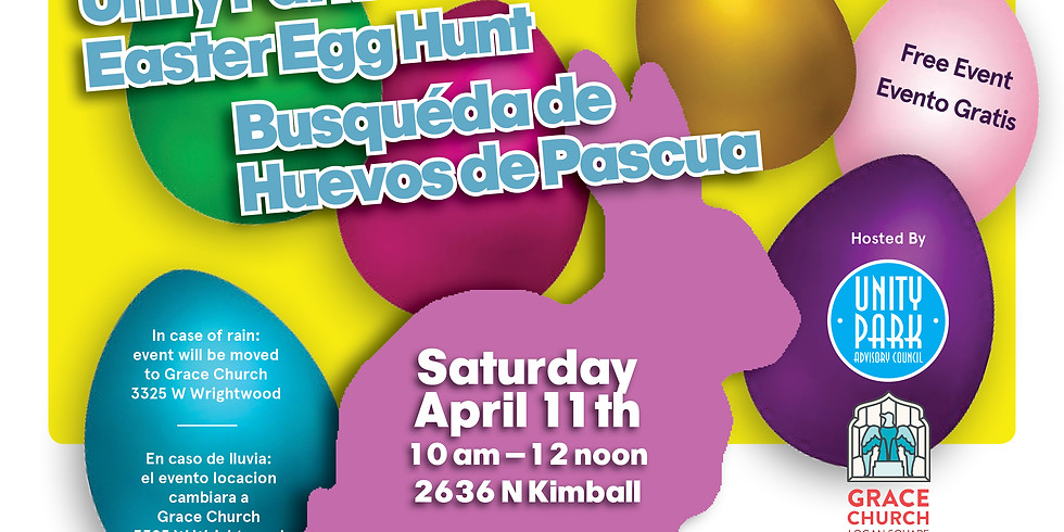 Annual Easter Egg Hunt at Unity Park