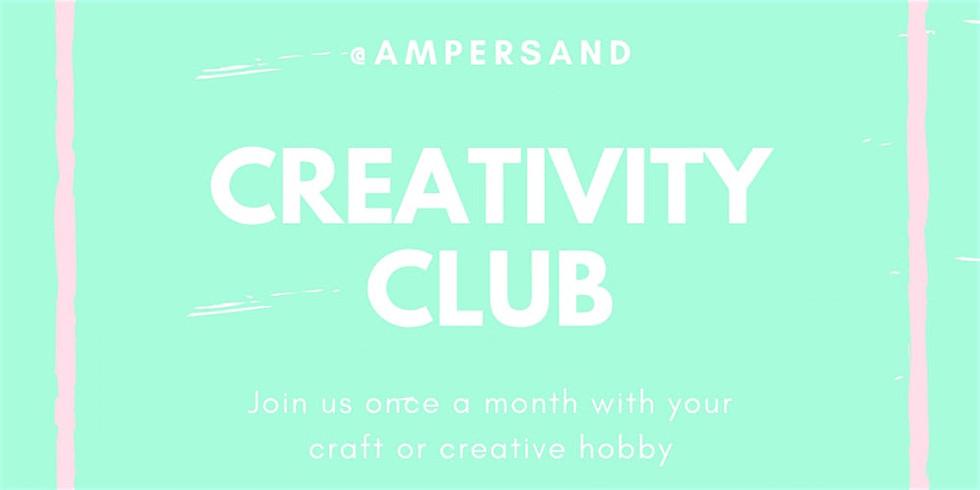Creativity Club @ Ampersand
