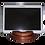 Thumbnail: Porte tablette ou cellulaire  NO: J8
