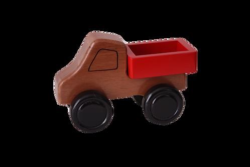 Camion en bois solide no : J9