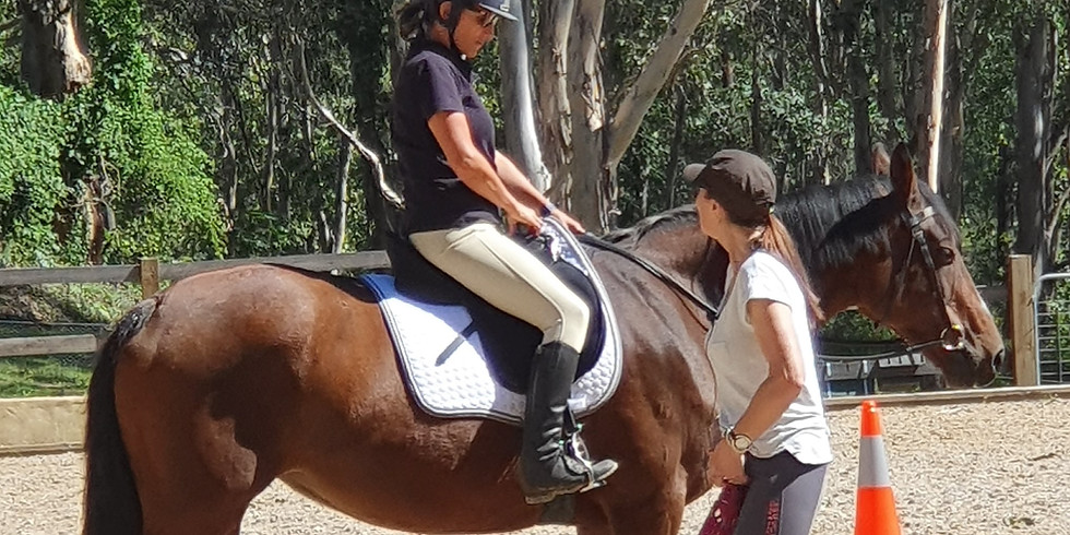 Connected Riding - Individual Lessons