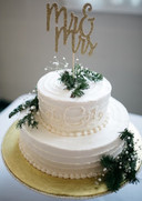 We loved our gluten free cake so much! You did a phenomenal job and we were blown away not only by how beautiful and seamless it was, but how delicious it was too! -Mercy C.