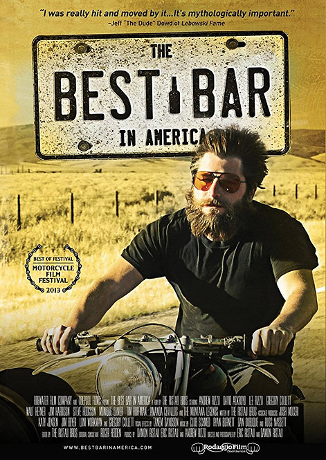 Best Bar in America - DVD