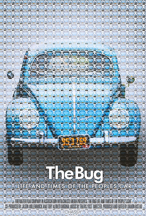 The Bug: Life and Times of the People's Car - DVD