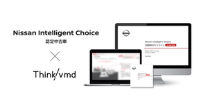 Nissan Intelligent Choice × Think!vmd