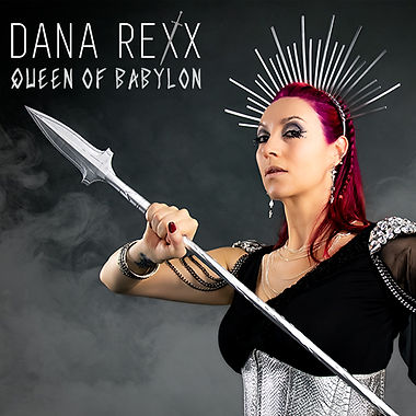 Dana Rexx - Queen Of Babylon Art 500x500