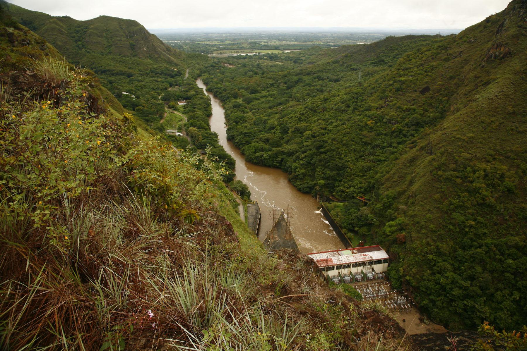 Represa Prado, Tolima