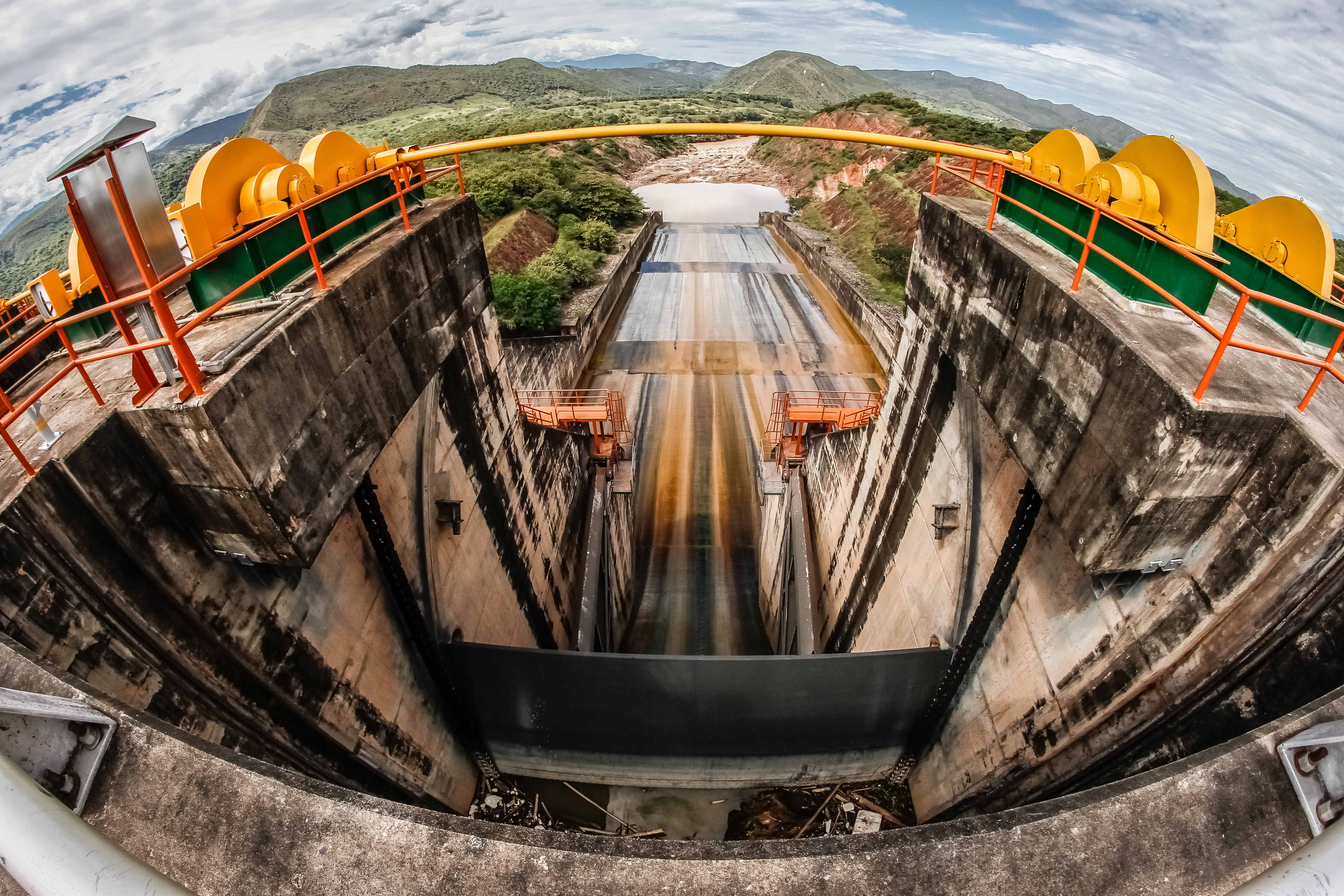 La Represa de Betania, Huila