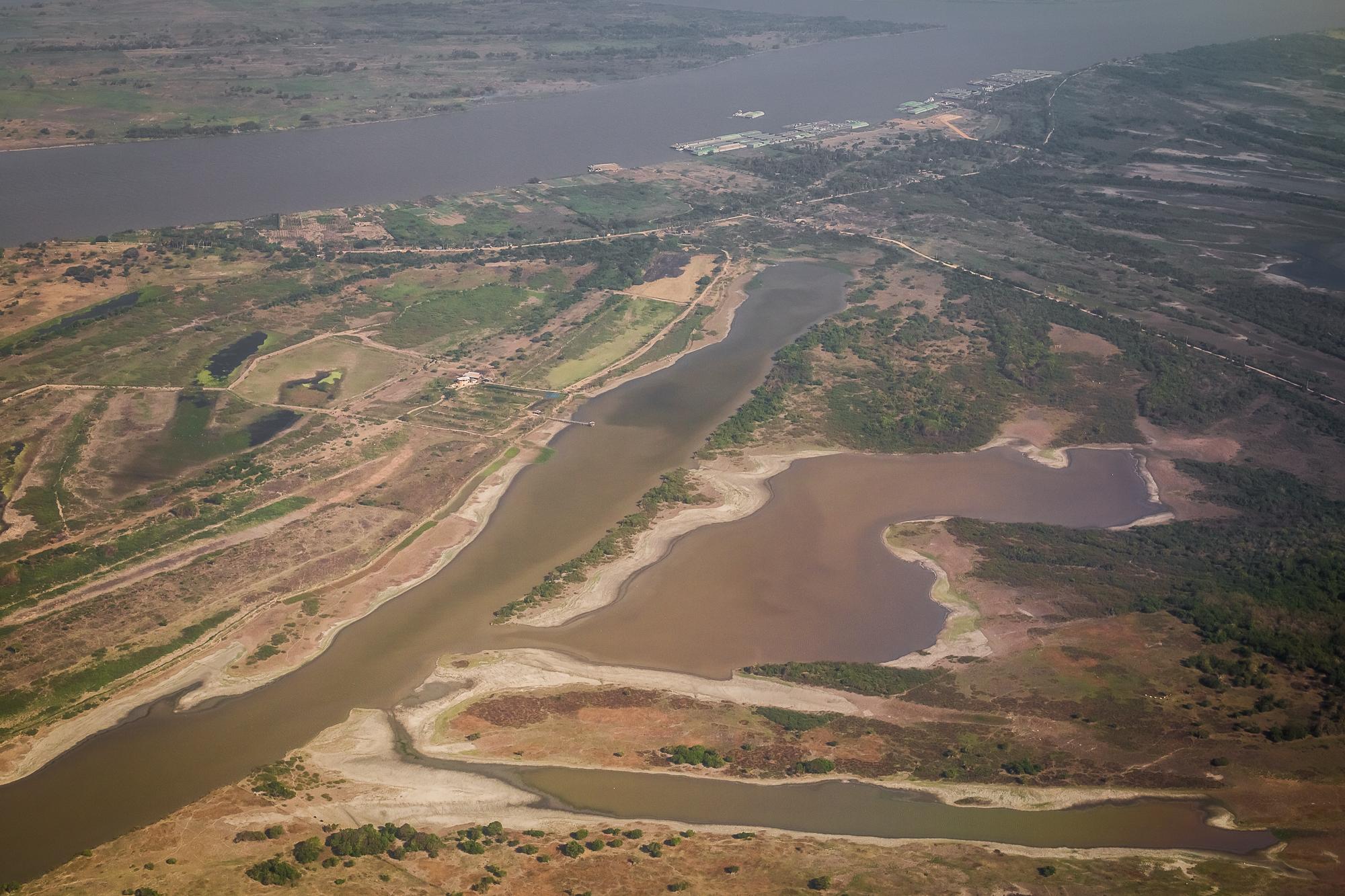Planos de inundación. Soledad Atlántico
