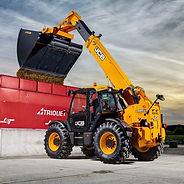 We were involved in the UX design for several forthcoming products in the JCB portfolio. This involved talking to operators, creating design proposals and prototype models for testing before authoring specifications for the final design.  The machines involved more simple excavators through to rotating telehandlers with a focus on versatility, productivity, efficiency, safety and simplicity.  We worked closely with both the product teams and UI design consultancy to ensure that the end user experience was coherent, intuitive and had great usability.