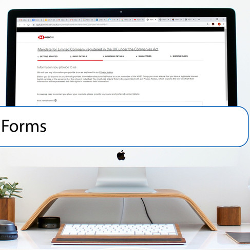 The A to Z of UX - F is for Forms:  16 tips for how to design a great form