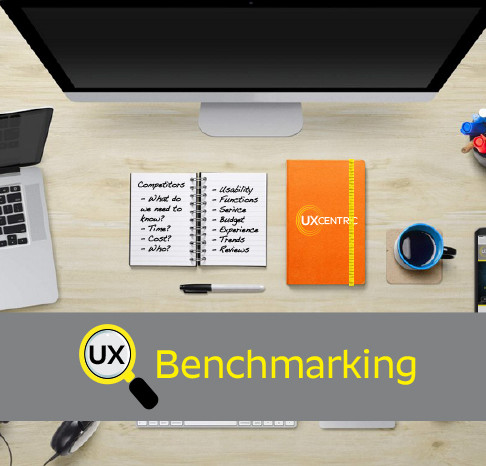 The A to Z of UX - B is for Benchmarking: A 6-step plan for assessing your competition