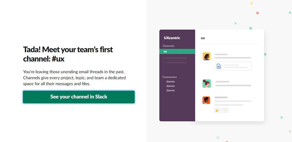 It's OK to use humour in copy and imagery in your form as Slack do. Match to your target users.