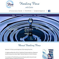 This involved a complete redesign of the website for Healing Flow, a local alternative therapist practising acupuncture, yoga and massage and the addition of e-commerce elements.  The revamp included a restructuring of the information architecture (structure), simplification of copy and a focus on most frequently accessed content such as pricing.  Since the redesign, the practice has seen a significant upsurge in client enquiries and bookings for all of their product offering.