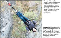 Seeking Summits Queenstown Bungy July 2014