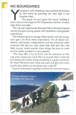 Wilderness Magazine October 2013