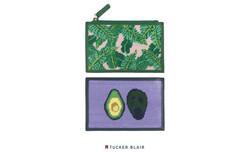 Banana Leaf and Avocado Wallets