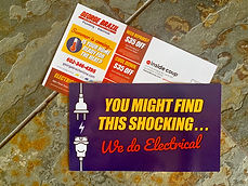 postcard on slate best advertising the i
