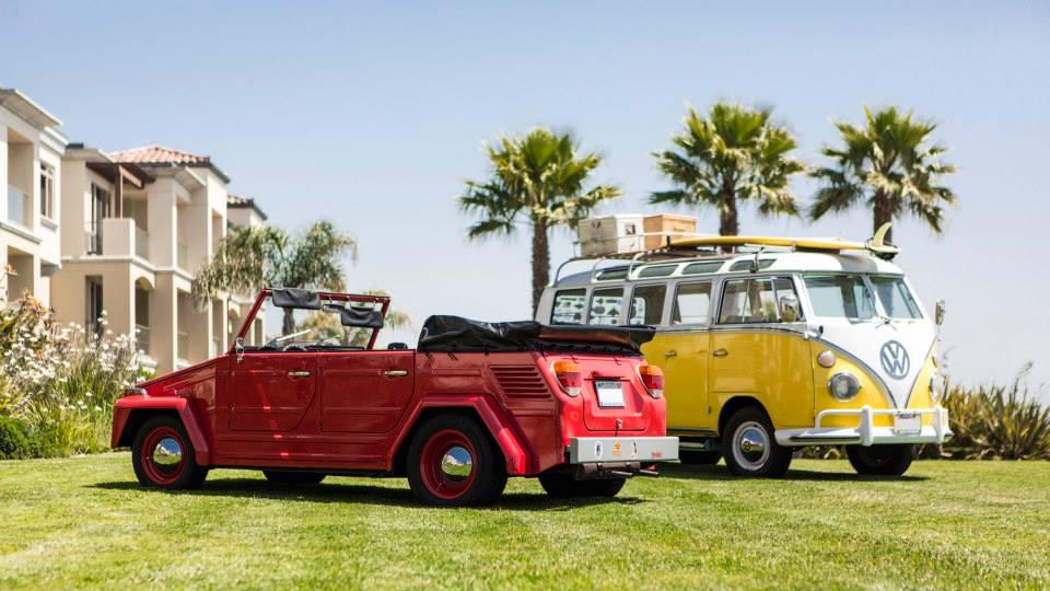 Vintage VWs