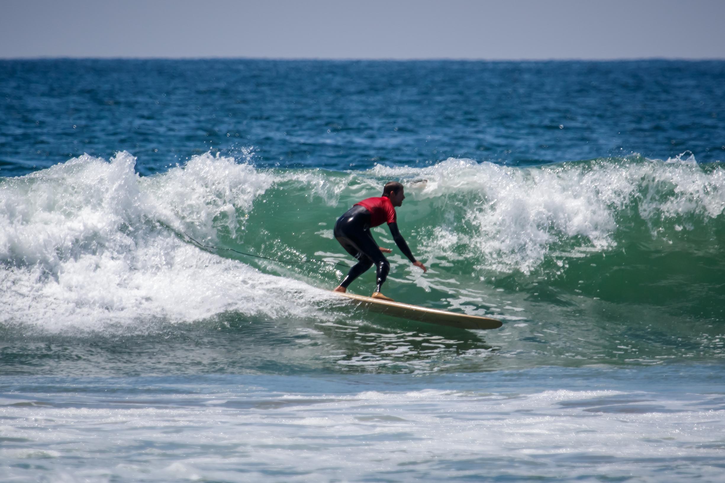 WWB Surf Contest