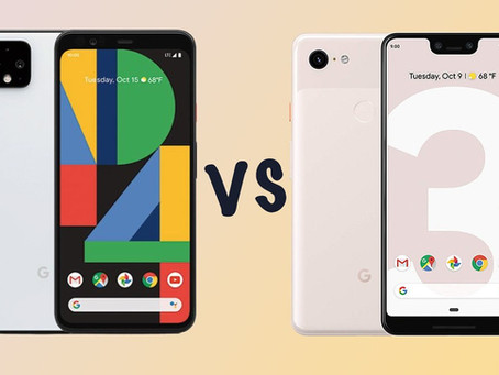 Google Pixel 4 vs Google Pixel 3: Should you upgrade?