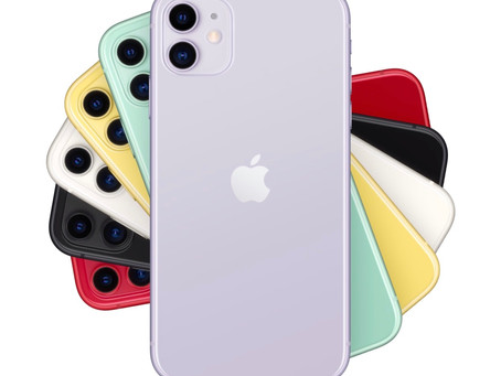 The iPhone 11 is out now! Check Out What's New!