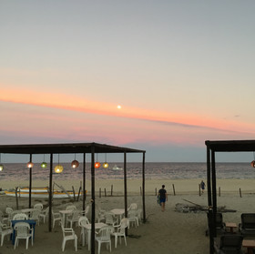 Our local beach bar