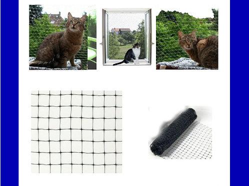 Katzenschutznetz 4x10 m