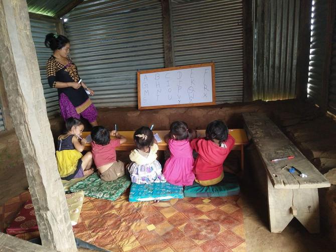 幼幼班教室修建
