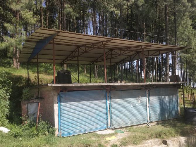 山區醫療所修建