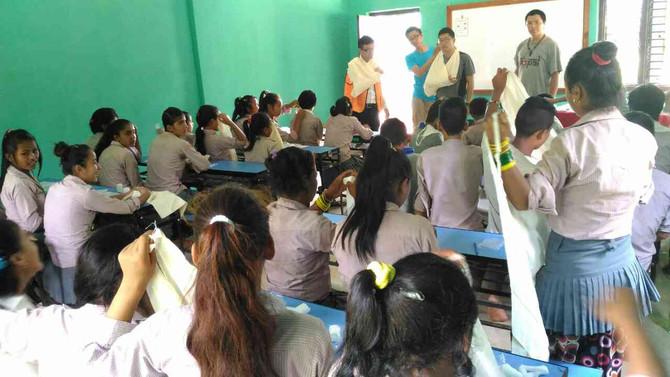 山區衛生教育營II